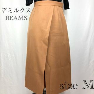 デミルクスビームス(Demi-Luxe BEAMS)のデミルクス ビームス  パンツ スカーチョ ガウチョ アンクル丈 38(クロップドパンツ)