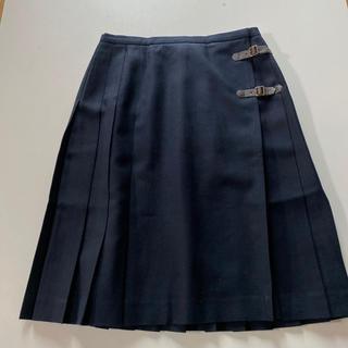 ドゥファミリー(DO!FAMILY)のドゥファミリー ネイビー スカート  新品(ひざ丈スカート)