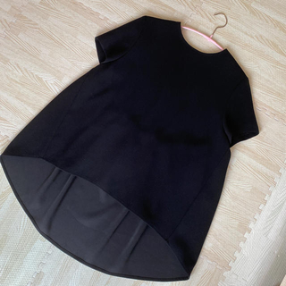 バーニーズニューヨーク(BARNEYS NEW YORK)のyokochan Back Gathered Blouse(シャツ/ブラウス(半袖/袖なし))