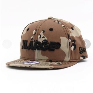 エクストララージ(XLARGE)のXLARGE NEW ERA キャップ(帽子)