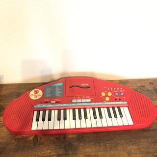 カシオ(CASIO)の【非売品】コカコーラのキーボード(ノベルティグッズ)