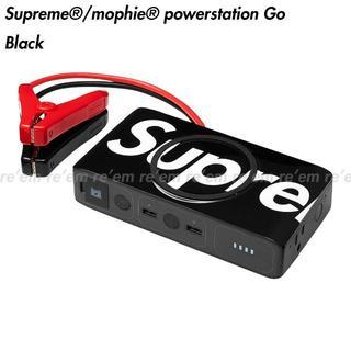 シュプリーム(Supreme)の★Supreme / mophie powerstation Go Black(その他)