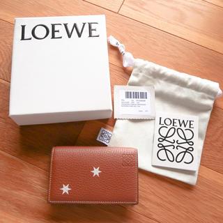 ロエベ(LOEWE)のロエベ カードケース/名刺入れ 綺麗な状態(名刺入れ/定期入れ)