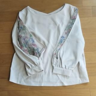 クイーンズコート(QUEENS COURT)のクィーンズコート  カットソー(Tシャツ/カットソー(七分/長袖))