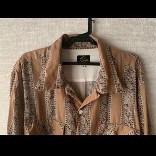 ニードルス(Needles)のneedles  18ss CLASSIC SHIRT TENCEL CLOTH(シャツ)