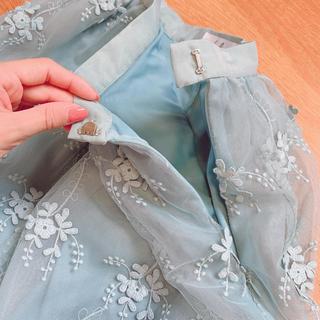 ダズリン(dazzlin)のdazzlin ❤︎ スカート(ひざ丈スカート)