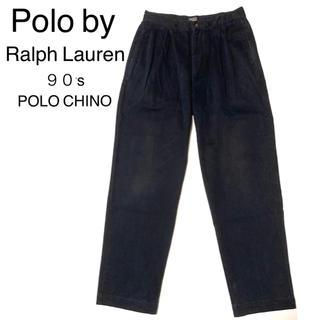 ポロラルフローレン(POLO RALPH LAUREN)の◎90'sPOLO CHINO◎Polo by Ralph Laurenチノパン(チノパン)