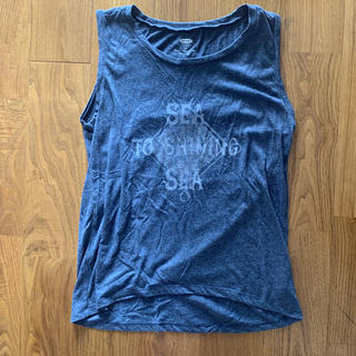 オールドネイビー(Old Navy)のOLD NAVY トップス(Tシャツ(半袖/袖なし))
