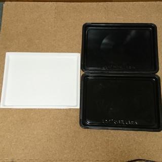 ヒタチ(日立)の日立 MRO-FV200 テーブルプレート 黒皿 セット(電子レンジ)
