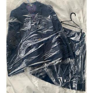 オリヒカ(ORIHICA)のORIHICA レディース スーツ 冬物 ネイビー(スーツ)