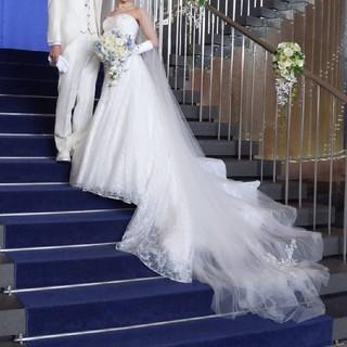 タカミ(TAKAMI)のタカミブライダル チュールロングベール(ウェディングドレス)