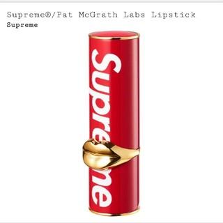 シュプリーム(Supreme)のsupreme Pat McGrath Labs Lipstick(口紅)
