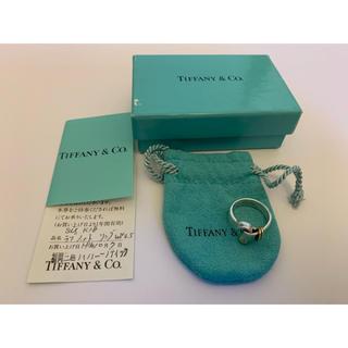 ティファニー(Tiffany & Co.)のティファニー フックアンドアイ B9(リング(指輪))