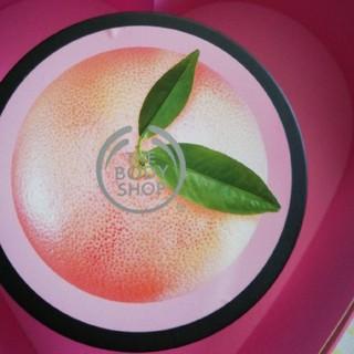 ザボディショップ(THE BODY SHOP)のボディーバターピンクグレープフルーツ(ボディクリーム)
