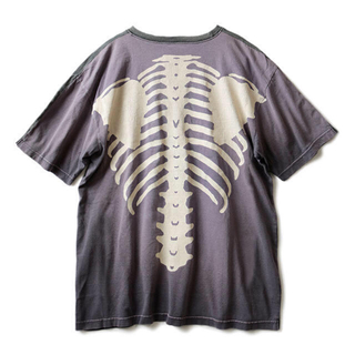 キャピタル(KAPITAL)のKAPITAL   天竺 2TONE  BIG T  (BONEpt)(Tシャツ/カットソー(半袖/袖なし))