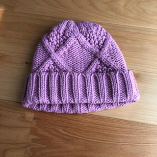 プティマイン(petit main)のプティマイン ニット帽 52(帽子)