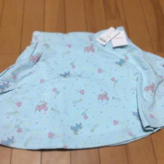 150くらい 新品WEGOファンシーフレアスカート