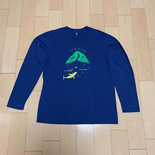 モンベル(mont bell)のモンベル Tシャツ 長袖 Sサイズ(Tシャツ/カットソー(七分/長袖))