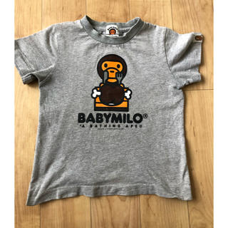 A BATHING APE - ベイプキッズ  Tシャツ 100