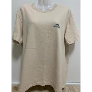 モンベル(mont bell)のmont-bell モンベル バックプリントTシャツ メンズ L(Tシャツ/カットソー(半袖/袖なし))