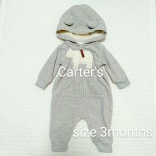 carter's - Carter's 未使用 ロンパース 新生児