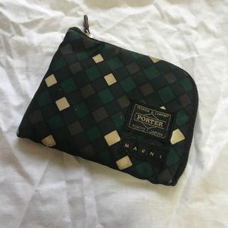 マルニ(Marni)のマルニ ポーター コラボ お財布(財布)