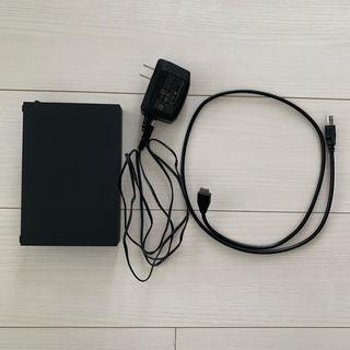 バッファロー(Buffalo)の外付けハードディスク HD-LDU3(PC周辺機器)