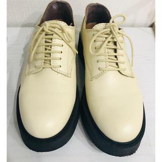 ザラ(ZARA)の最終値下げ‼️ザラ厚底本革靴(ローファー/革靴)