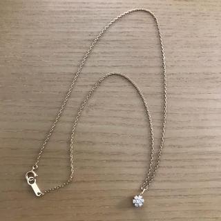 ポンテヴェキオ(PonteVecchio)のK18 ダイヤモンドネックレス 18金(ネックレス)
