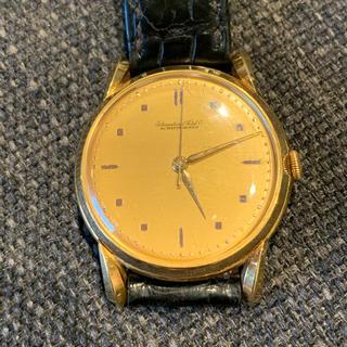 インターナショナルウォッチカンパニー(IWC)のIWC アンティーク腕時計(腕時計(アナログ))