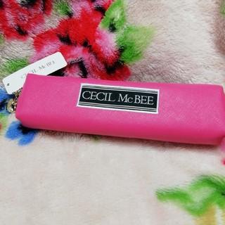 セシルマクビー(CECIL McBEE)のセシルマクビーCECIL McBEEスリムペンケース(ペンケース/筆箱)