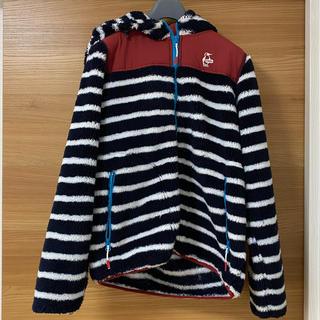 チャムス(CHUMS)の【Lサイズ】CHUMS fleece elmo jacket チャムス(その他)