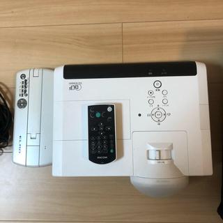 リコー(RICOH)のRICOH プロジェクター ELMO実物投影機セット(プロジェクター)