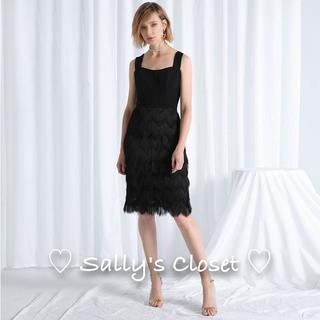 ビーシービージーマックスアズリア(BCBGMAXAZRIA)の⭐️新作 ♡ BCBGMAXAZRIA ワンピース ドレス 新品♡ 2d(ひざ丈ワンピース)