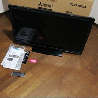 三菱電機 - 美品 三菱 40型液晶テレビ REAL LCD-40ML7 オートターン機能付