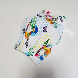 ハローキティ(ハローキティ)のマスクカバー・インナーマスク(フラワーキティちゃん)(その他)