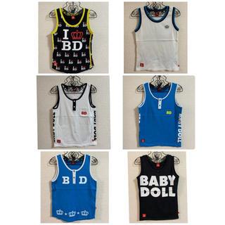 BABYDOLL - ♥BABY DOLL タンクトップ 3枚で¥2300