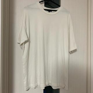 ドアーズ(DOORS / URBAN RESEARCH)のアーバンリサーチ 無地 白 Tシャツ(Tシャツ/カットソー(半袖/袖なし))