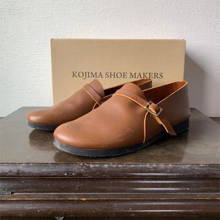 ビルケンシュトック(BIRKENSTOCK)のkojima shoe maker 児島ジーンズ(サンダル)