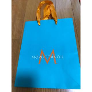 モロッカンオイル(Moroccan oil)の保存袋モロッカンオイル(ショップ袋)