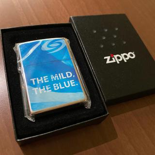 ジッポー(ZIPPO)のzippo  ジッポー マイルドセブン限定 THE MILD,THE BLUE.(タバコグッズ)