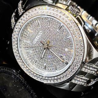 ブローバ(Bulova)の【新品】BLOUVA ブローバ 高級腕時計 クリスタルウォッチ(腕時計(アナログ))