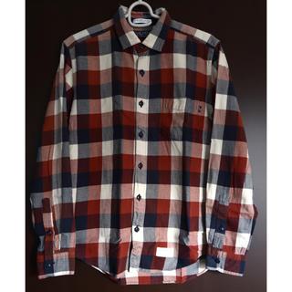 デラックス(DELUXE)のdeluxe  clothing チェック柄長袖ネルシャツ(シャツ)