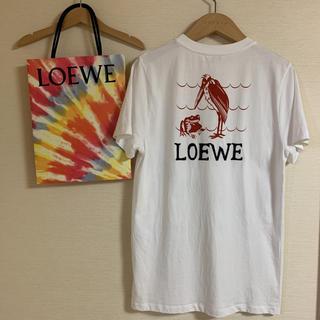 ロエベ(LOEWE)の☆LOEWEウィリアムドモーガン❣️今季超レアXSサイズ❣️超お買い得❣️(Tシャツ(半袖/袖なし))