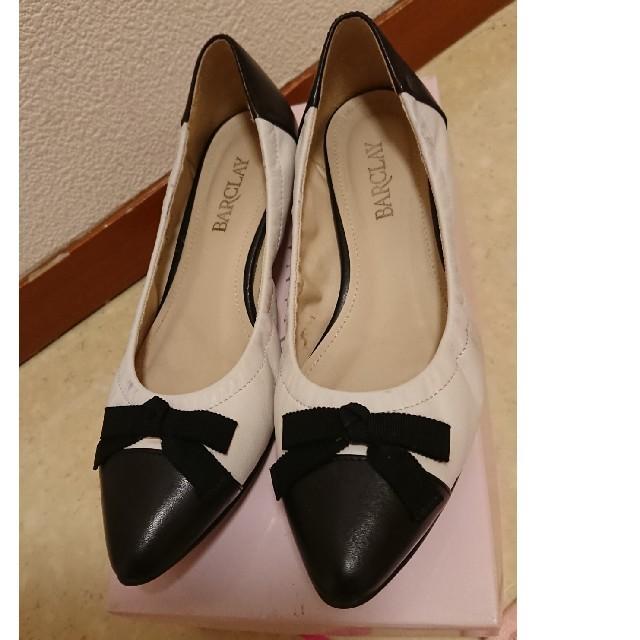 BARCLAY(バークレー)の【BARCLAY】ローヒールパンプス レディースの靴/シューズ(ハイヒール/パンプス)の商品写真