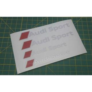 Audi Sport アウディ スポーツ Brake Caliper ステッカー