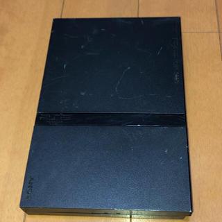 PlayStation2 - PS2 薄型 scph-70000 ブラック 本体のみ【ジャンク品】