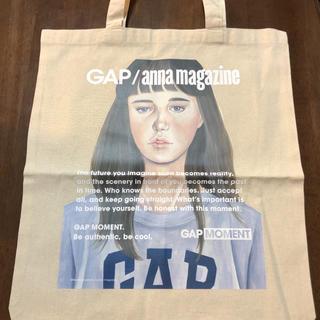 ギャップ(GAP)のGAP / anna magazine トートバッグ(エコバッグ)