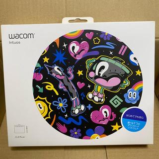 ワコム(Wacom)のWacom intuos ブラック ペンタブレット(PC周辺機器)