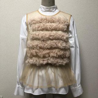 コムデギャルソン(COMME des GARCONS)のnoir kei ninomiya スタンドカラーシャツ(シャツ/ブラウス(長袖/七分))